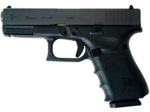 New Glock 19 Gen-4, 9mm, 4″ BBL, 15 Rounds, 3 Magazines: $499