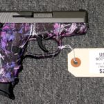 Preowned SCCY CPX1 Muddy Girl: $249