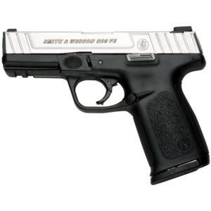 New Smith & Wesson SD9VE, 9mm, 16 Rounds, 4″ BBL: $349