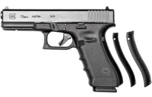 New Glock 17 Gen-4, 9mm, 17 Rounds, 3 Magazines, 4.5″ BBL: Coming Soon