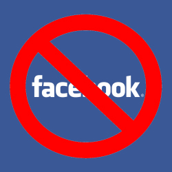 Blocked by Facebook for 30 Days